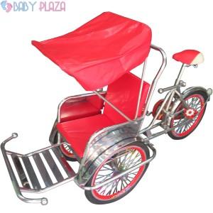 Xe đạp xích lô độc đáo cho trẻ em loại lớn