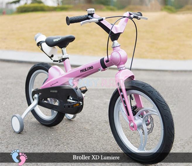 Xe đạp cho bé Broller XD Lumiere nổi bật