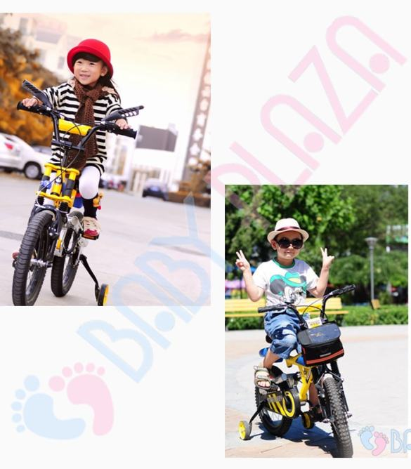 so sánh hai mẫu xe đạp Royal Baby Wasp B-3 và MgDino B-21